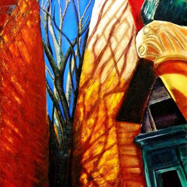 Elizabeth Tilghman – Old Spirit Waking