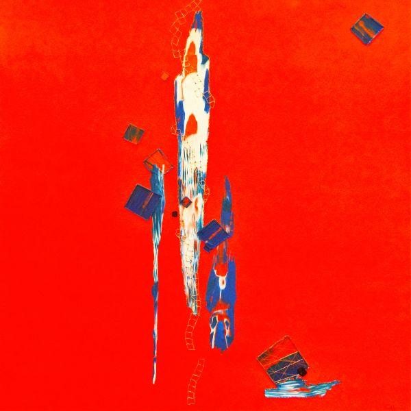 Lisa Batts – Inner Life Series, Orange