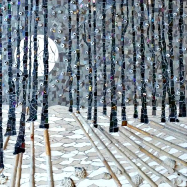 Francesca Busca – Winter Forest