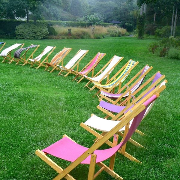 Barbara Kantz – Lawn Chairs