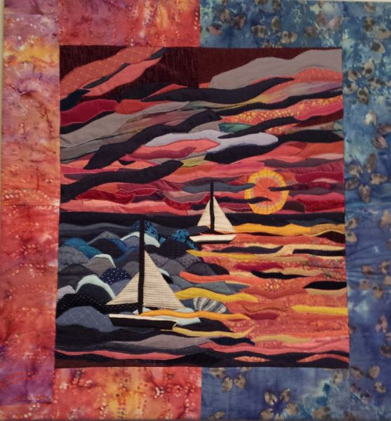 Carol Marshall – Kaleidoscope Sky