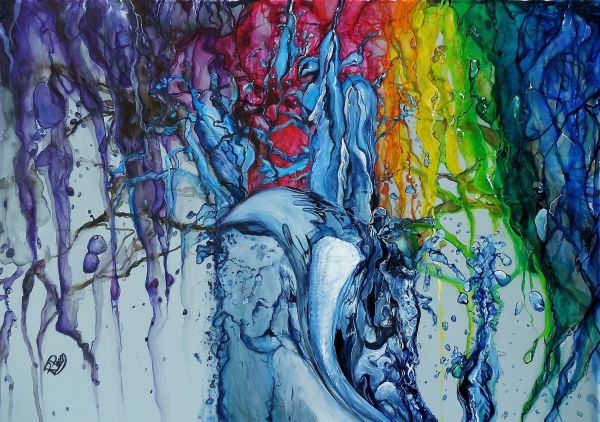 Raymond Perez – Water and Colors