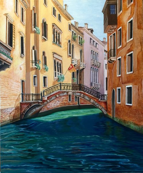 Natalie Reilly – Venice Canal
