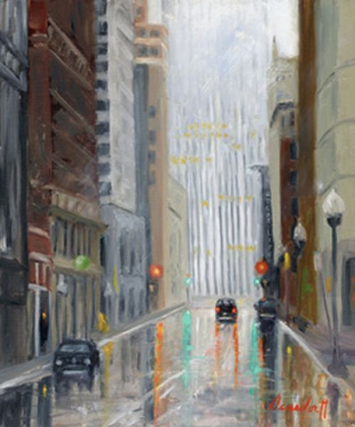 Kay Deardorff – Sunday Morning, 4th and Boston
