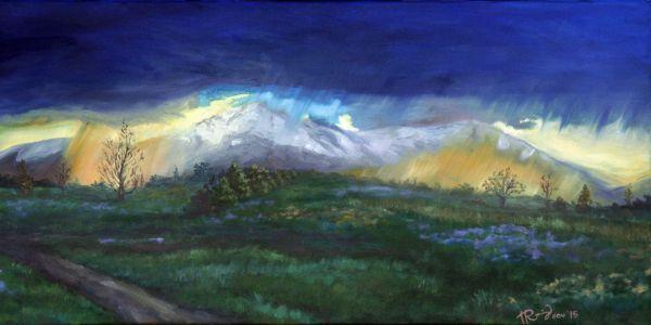 Tony Ramirez – Illuminated Rain