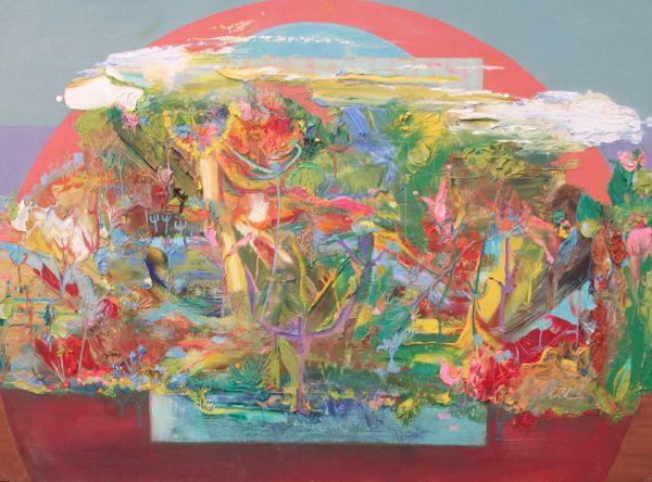Jerri Brackett – Cactus Dance
