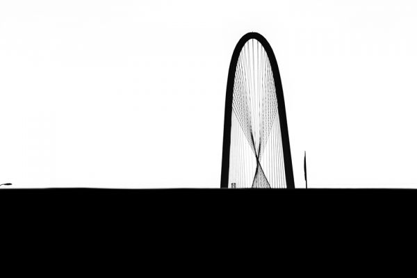 Scott Herndon – Margaret Hunt Hill Bridge in Dallas