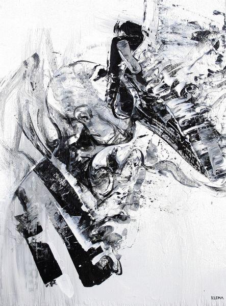 """Jeff Klena – """"Zen Watchman"""""""