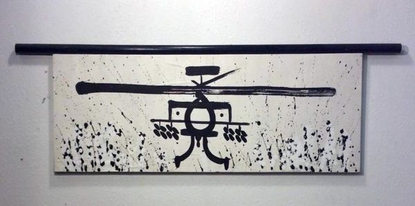 """Yasuko Makishi – """"Apache"""""""