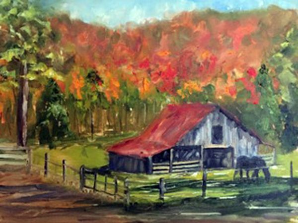 Kay Deardorff – Ozark Barn