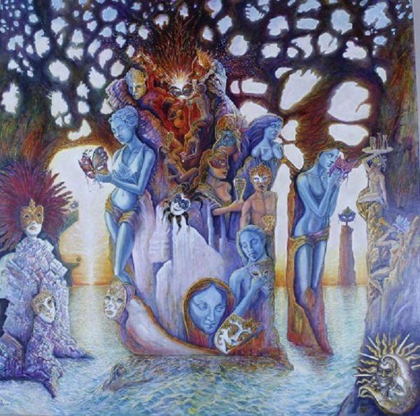 Evel Torres – Masquerade