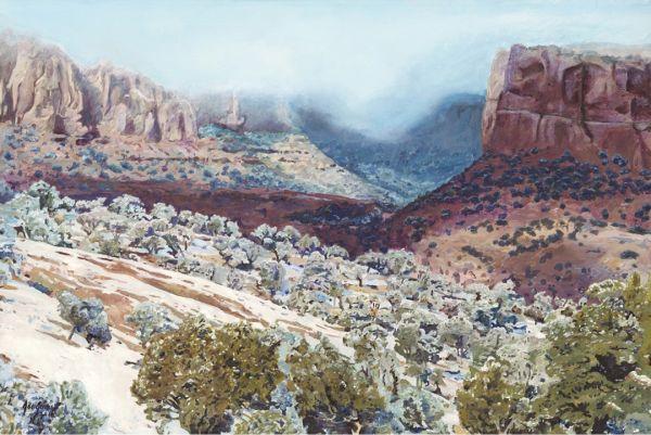 Joe Jones – Canyon Mist