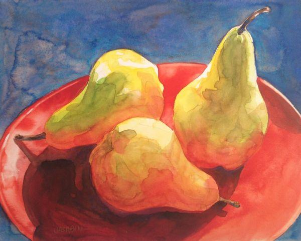 Jeriann Sabin – Pears