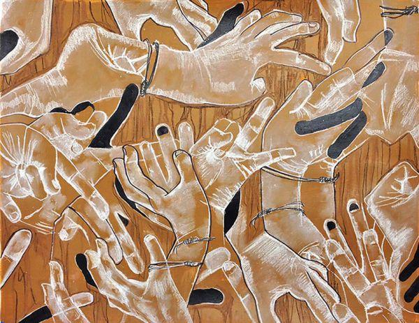 Yuko Kyutoku – Hand-Blooming