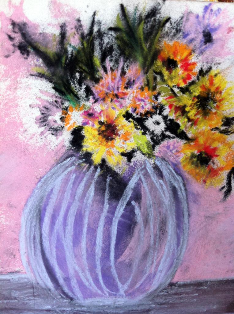 Berkowitz, Terry-White Vase