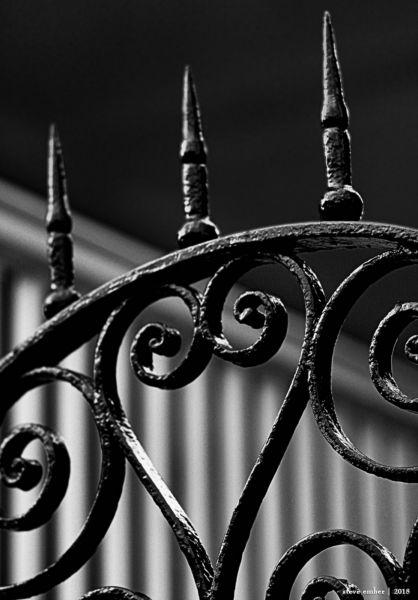 Steve Ember – Iron Fence