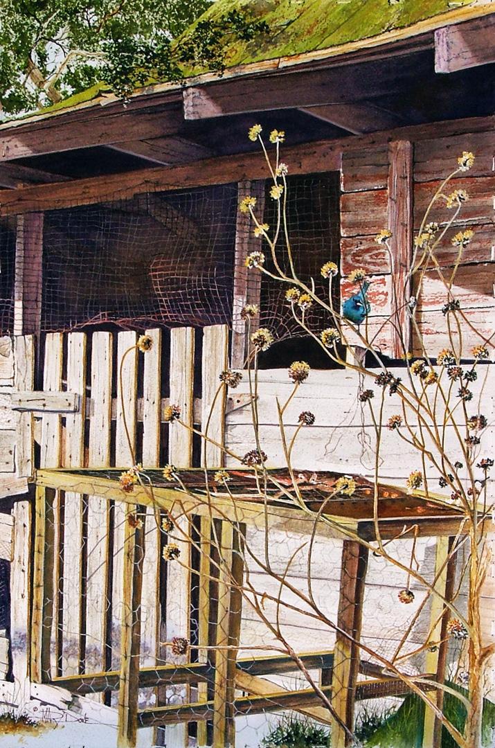 Mary-Dove_Austin-Texas-Autumn-of-Life_-Watercolor_22x15