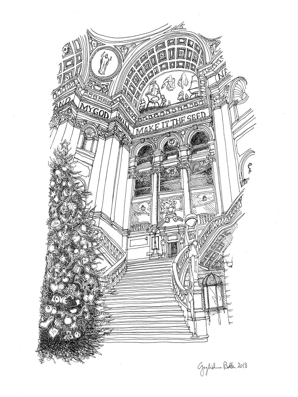 Botter_Guglielmo_Harrisburg_Grand_Staircase_PA_State_Capitol
