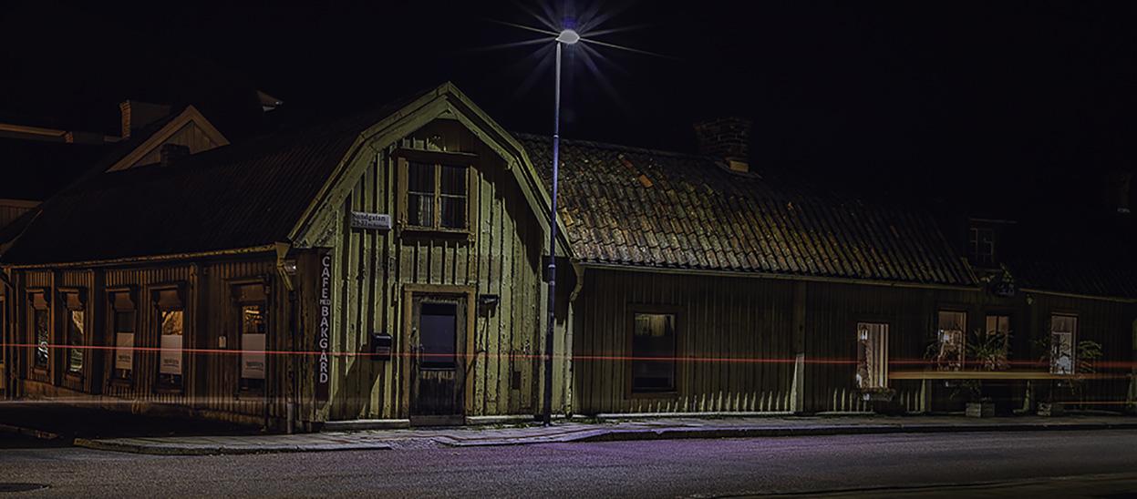 Sohlman, Leif_old house