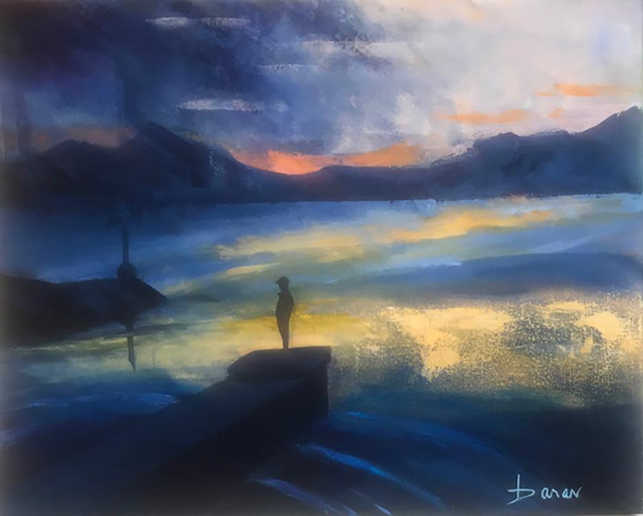 Baran_Cyndy_Solitary_Sunset