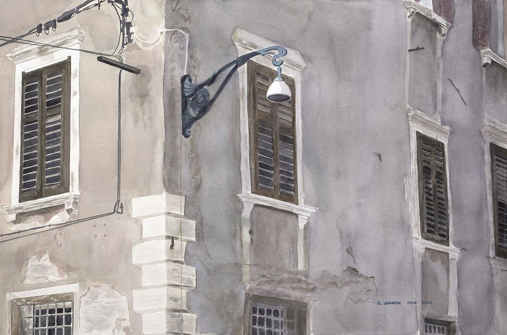 HM_Johnson_Gary_Dubrovnik Street Corner